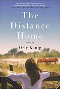 Orly Konig - THE DISTANCE HOME