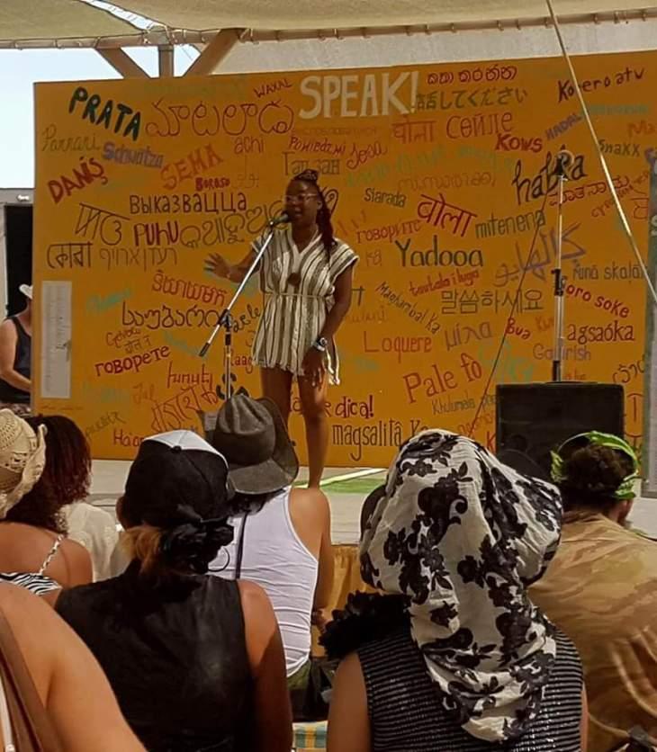 Storytelling at Burning Man