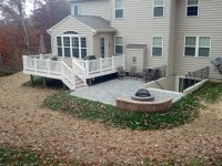 Maryland Deck Builders - The Deck & Fence Company ...