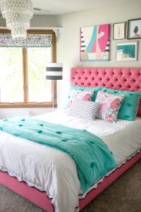 A Teen Bedroom Makeover - Decor Fix