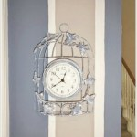 Repainted Kitchen Clock