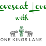 Loveseat Love with One Kings Lane