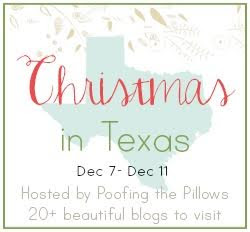 Christmas in Texas Wrap Up and Link Party