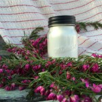 Winner of the Mason Jar Candles Giveaway
