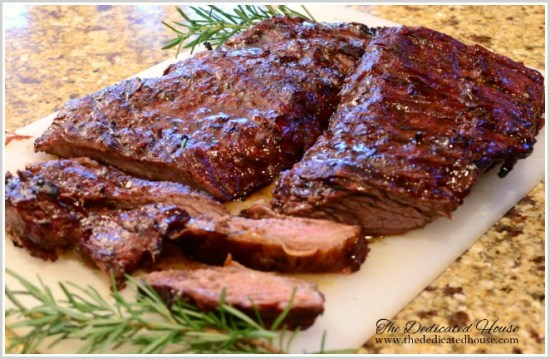 Kitchen Grilling Series Skirt Steak