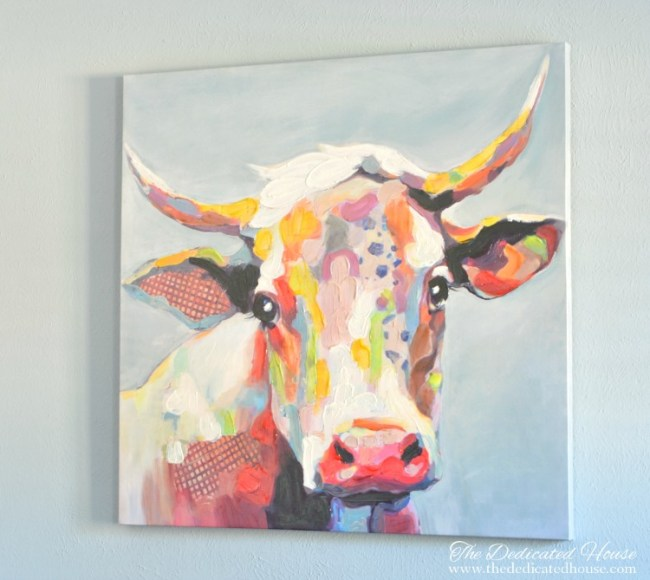 Meet Bessie Cow - Country Glamour