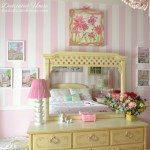 One Room Challenge – Little Girl's Bedroom Makeover