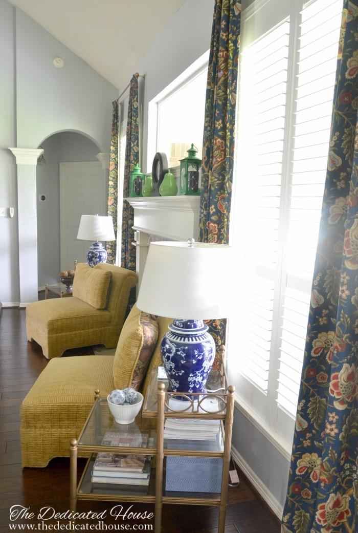 Curtains & Fabric Choices