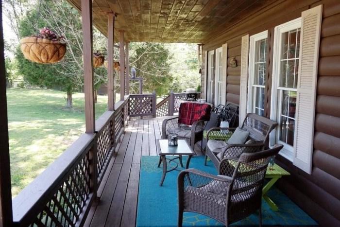 5 Ideas Decorate Deck Area