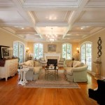 3 Considerations When Installing Coffered Ceiling