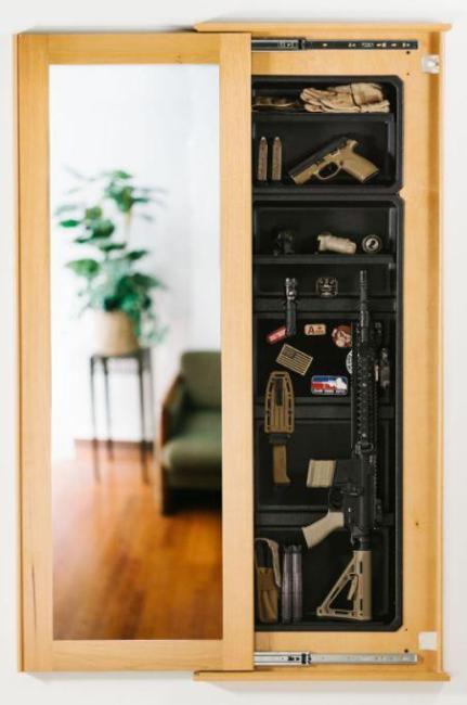 6 Hacks Disguise Gun Safe Home Safety: Create Safe Environment