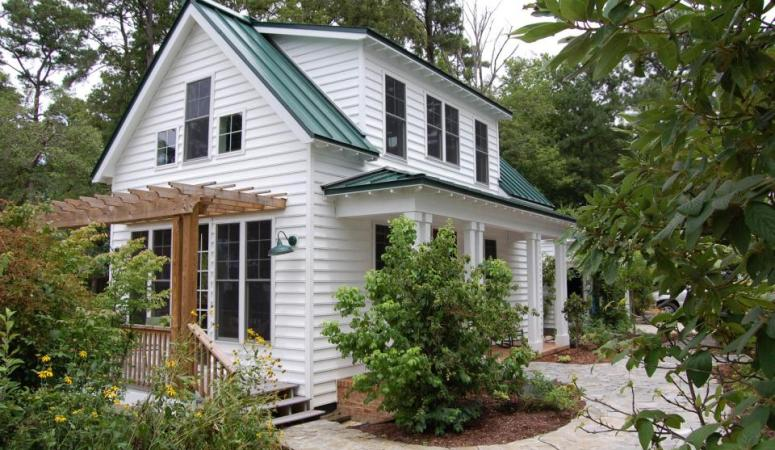 Siding for Small Spaces