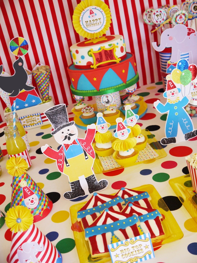 Themed Birthday Party Ideas Ages