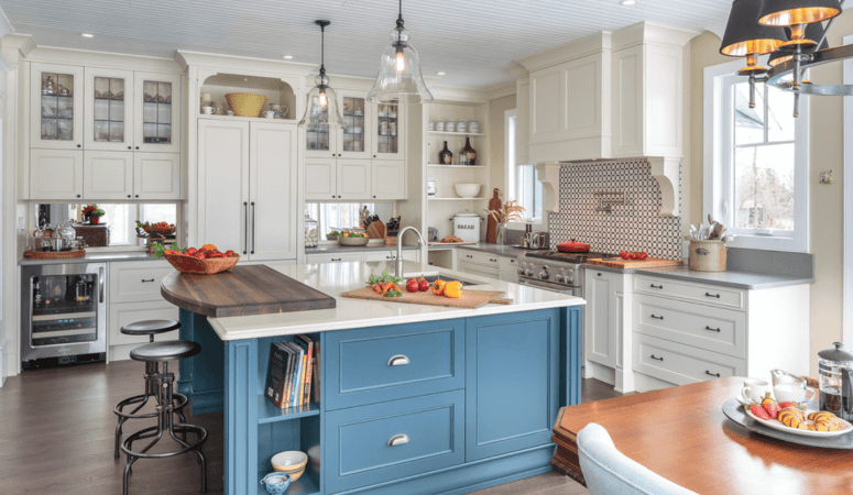 Best Kitchen Cabinet Color Choices - The Dedicated House