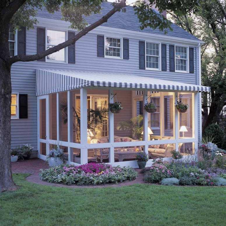 Outdoor Living Enclosures 1