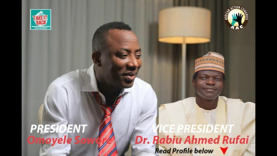 Image result for Sowore RALLY