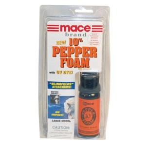 Mace 10% Pepper Foam