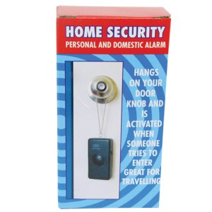 2 In 1 Personal and Door Alarm