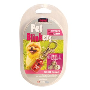 Pet Blinker Pet Safety Light