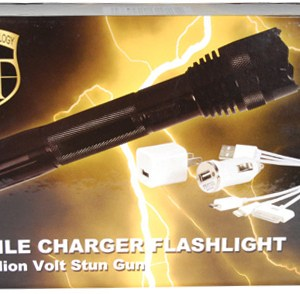 Mobile Charger Flashlight