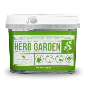 Herb Garden Heirloom Seeds