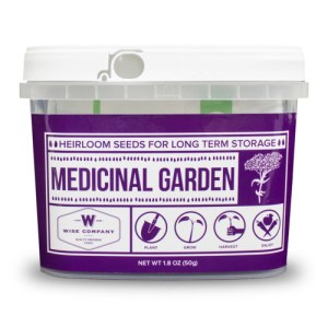 Medicinal Heirloom Seeds