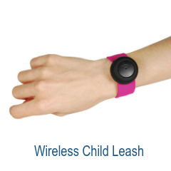 Wireless Child Leash