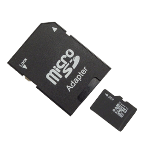 High Capacity Memory Card