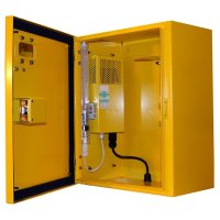 Outdoor Defibrillator Cabinet with Heating System and LED ...