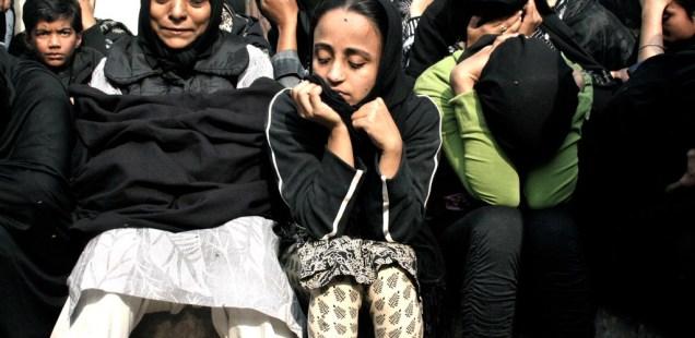 City Faith - Muharram Mourning, Kashmere Gate