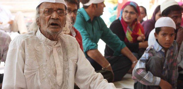 City Moment – The Last Great Qawwal, Hazrat Nizamuddin's Dargah