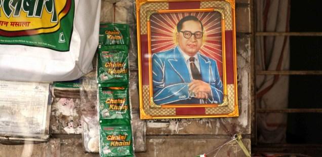 City Sightings - Mr Ambedkar's World, Around Town