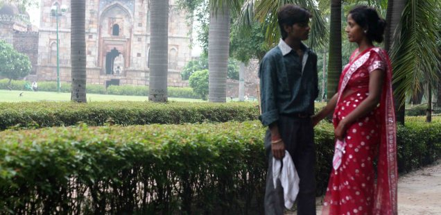 City Season - Rainy Afternoon, Lodhi Garden