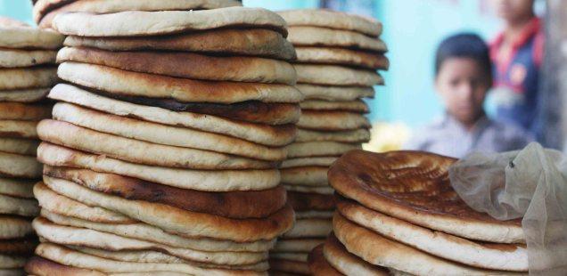 City Food – Sheermal Roti, Around Town