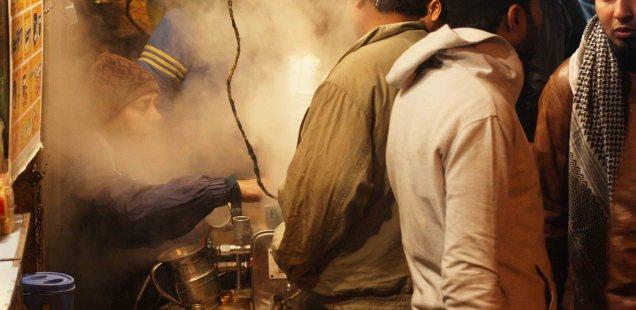 City Food - Bulletproof Coffee, Chitli Qabar Chowk