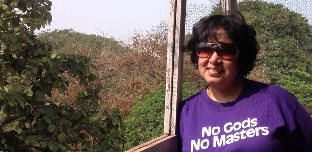Our Self-Written Obituaries – Taslima Nasreen, Somewhere in New Delhi