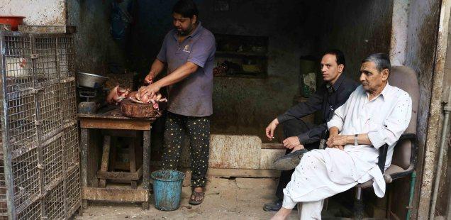 Atget's Corner – 786-790, Delhi Photos