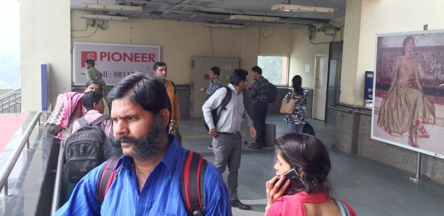 Mission Delhi – Sooraj Mal, IFFCO Chowk