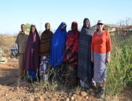 Standing with the women of Denan