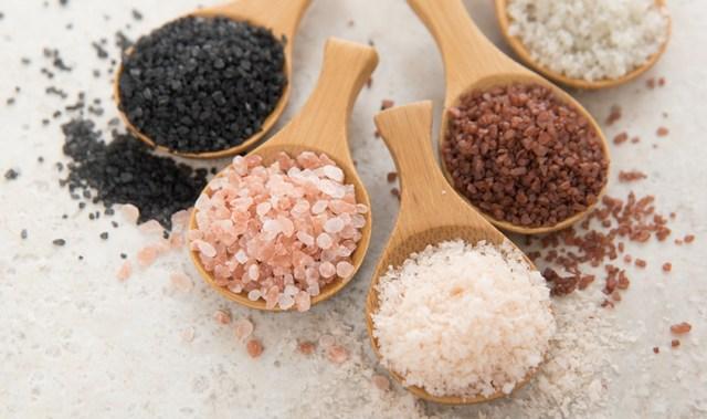 A comprehensive guide to salt