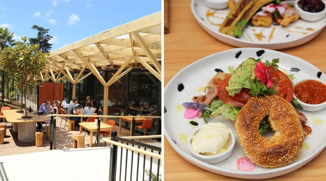 Source Cafe — This family-friendly eatery is well worth the drive