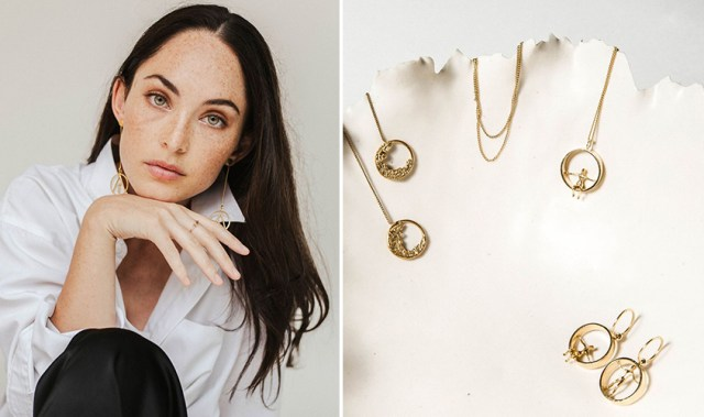 New jewellery label Hera Saabi offers everyday adornments with a twist