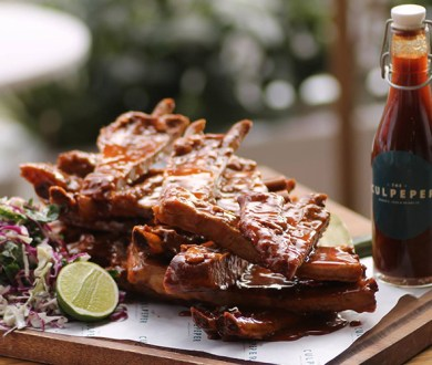 Upgrade your Tuesday night with this epic All You Can Eat Ribs deal