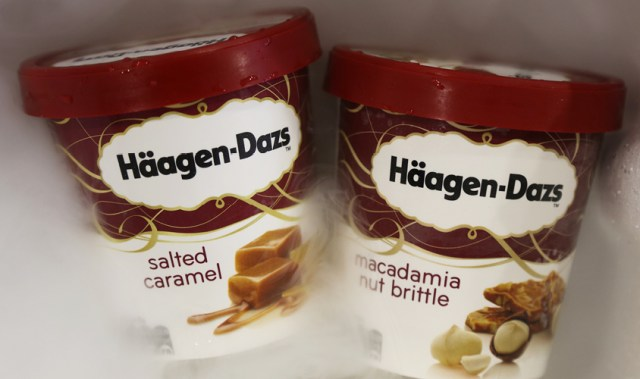 PSA: Häagen-Dazs has arrived and you're going to want to stock up