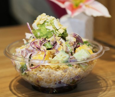 Ika Bowl is the eatery putting a Pacific twist on the poké trend