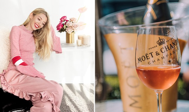 Fancy attending a champagne brunch for the world's first Moët & Chandon Grand Day?