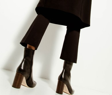 Introducing the new boots that will help you put your best foot forward this winter