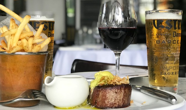 Denizen's comprehensive guide to the best Steak-Frites in the city