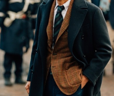 Men's edit: The simple wardrobe swaps to make this winter