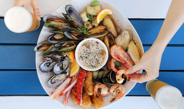 The one seaside eatery that needs to be on your summer radar